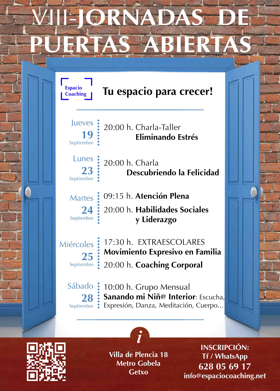 z Jornadas - VIII-2019 Espacio Coaching